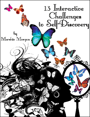 """13 Interactive Challenges to Self-Discovery"""