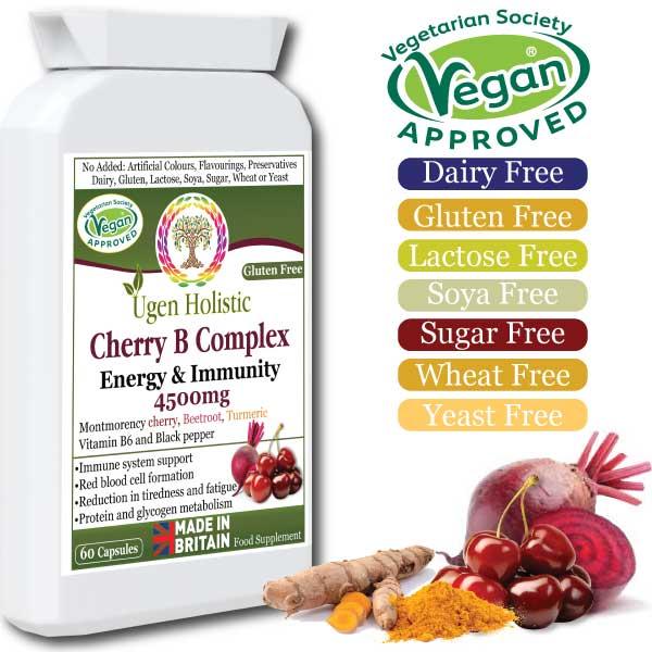 Cherry B Complex Energy & Immunity Support
