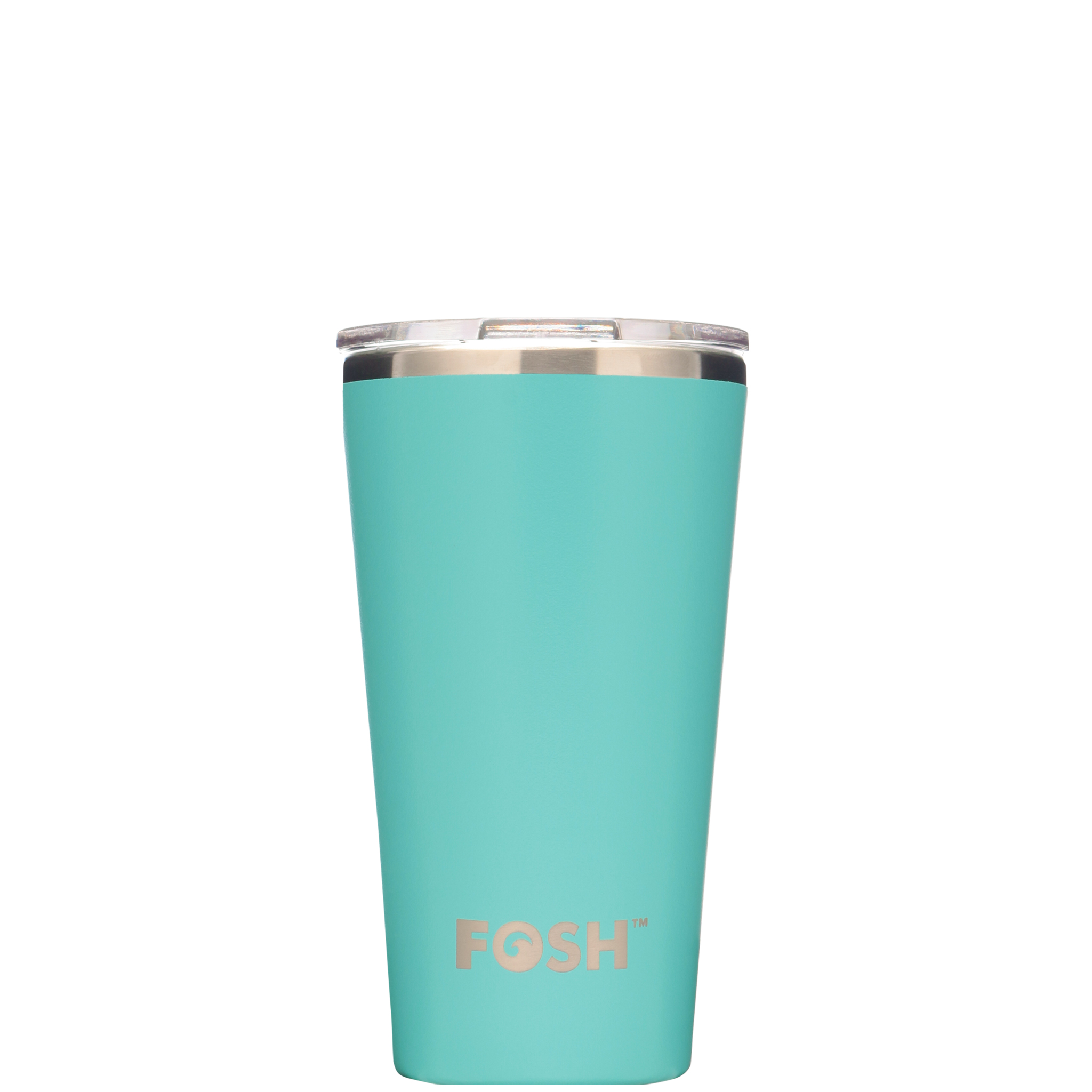 Stainless steel insulated coffee cup - Social caribbean