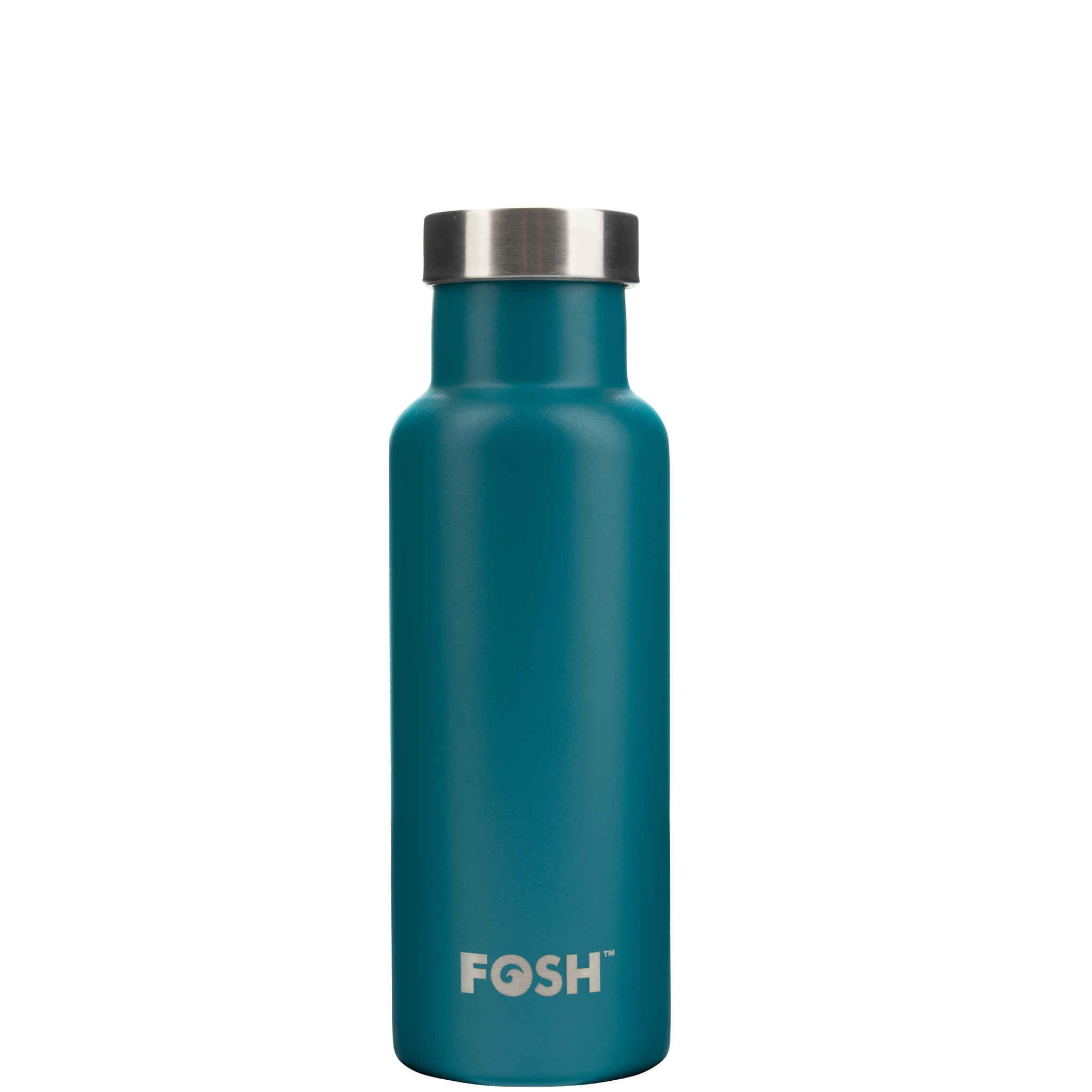 Stainless steel water bottle triple insulated kingfisher