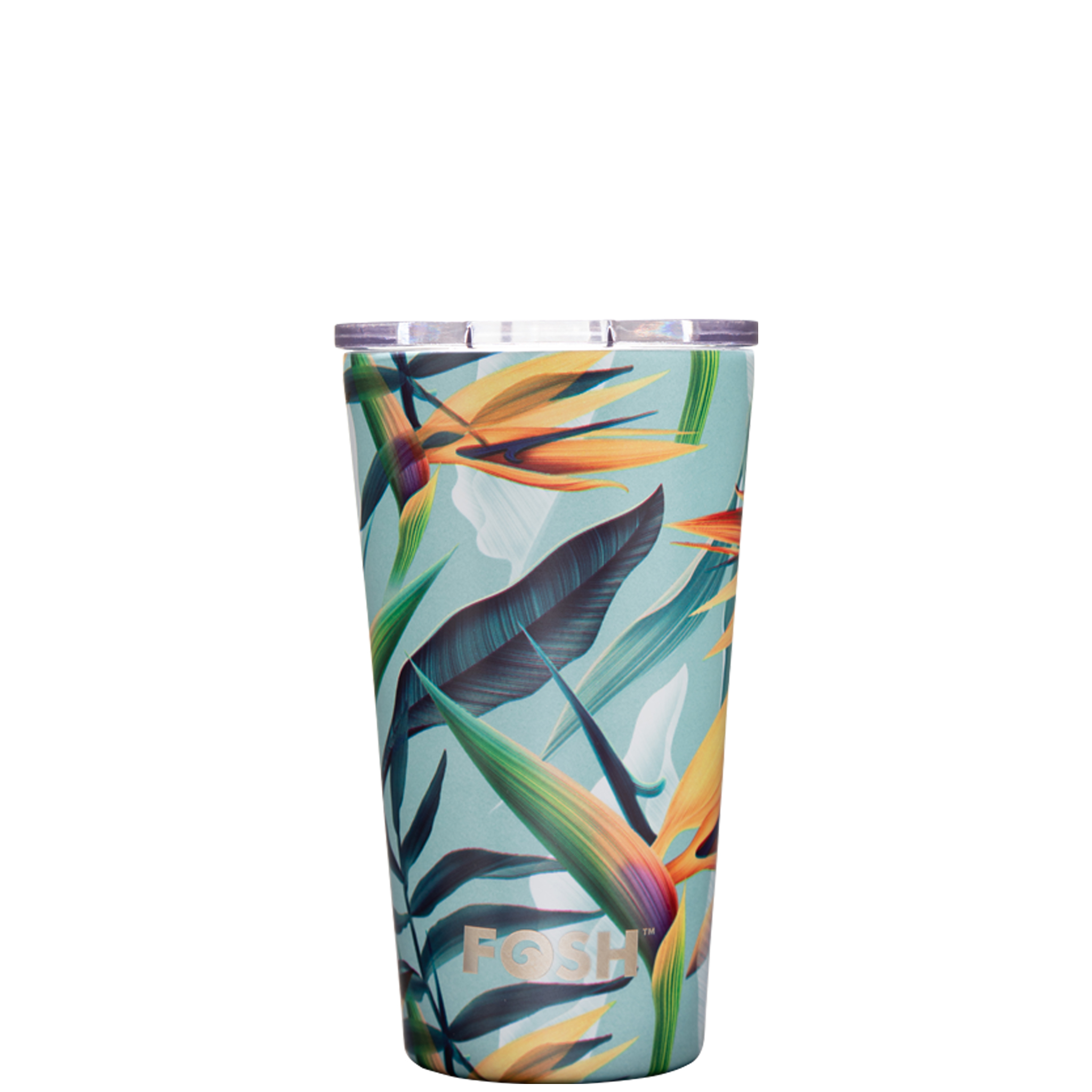 Stainless steel insulated coffee cup - Social paradise