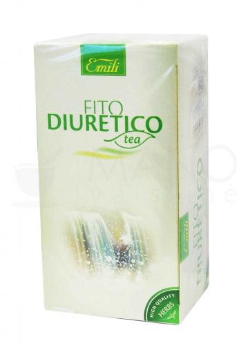 PHYTO DURETIC TEA, 20 sachets /FITO DIURETICO žolelių arbata 1.5 g, N20